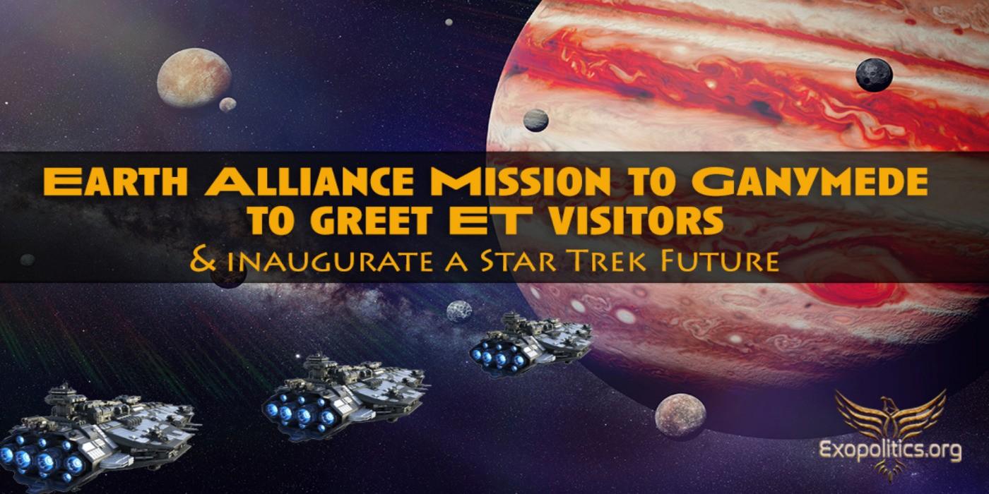 mission to ganymede