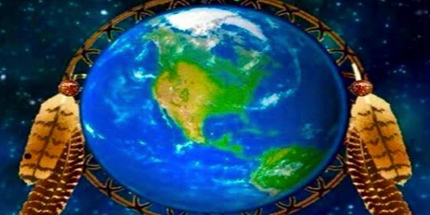 terre nouvelle sacrée